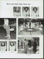 1981 Edgewater High School Yearbook Page 168 & 169