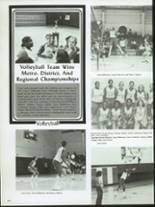 1981 Edgewater High School Yearbook Page 182 & 183