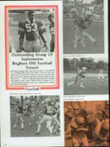 1981 Edgewater High School Yearbook Page 196 & 197