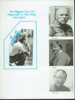 1981 Edgewater High School Yearbook Page 278 & 279