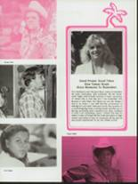 1981 Edgewater High School Yearbook Page 288 & 289