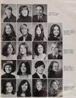 1974 Bear Creek High School Yearbook Page 58 & 59