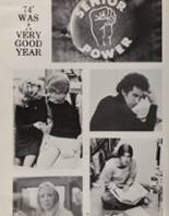 1974 Bear Creek High School Yearbook Page 60 & 61