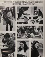 1974 Bear Creek High School Yearbook Page 62 & 63