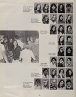 1974 Bear Creek High School Yearbook Page 70 & 71