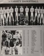 1974 Bear Creek High School Yearbook Page 136 & 137