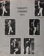 1974 Bear Creek High School Yearbook Page 144 & 145