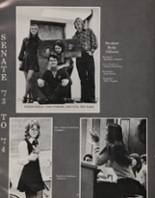 1974 Bear Creek High School Yearbook Page 156 & 157