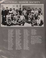 1974 Bear Creek High School Yearbook Page 166 & 167