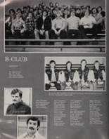 1974 Bear Creek High School Yearbook Page 184 & 185