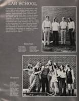 1974 Bear Creek High School Yearbook Page 186 & 187