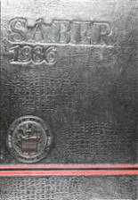 1986 Yearbook Robert E. Lee High School