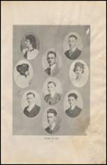 1919 Corpus Christi High School Yearbook Page 24 & 25