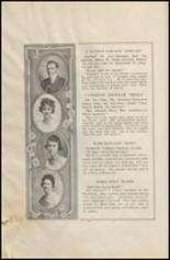 1919 Corpus Christi High School Yearbook Page 32 & 33