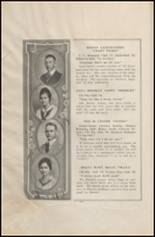 1919 Corpus Christi High School Yearbook Page 36 & 37