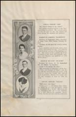 1919 Corpus Christi High School Yearbook Page 38 & 39