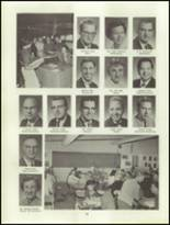 1960 Clairemont High School Yearbook Page 18 & 19