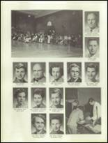 1960 Clairemont High School Yearbook Page 22 & 23