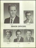 1960 Clairemont High School Yearbook Page 26 & 27