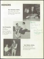 1960 Clairemont High School Yearbook Page 28 & 29