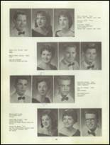1960 Clairemont High School Yearbook Page 30 & 31