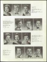 1960 Clairemont High School Yearbook Page 32 & 33