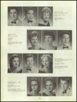 1960 Clairemont High School Yearbook Page 38 & 39