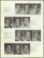 1960 Clairemont High School Yearbook Page 40 & 41