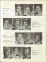 1960 Clairemont High School Yearbook Page 42 & 43