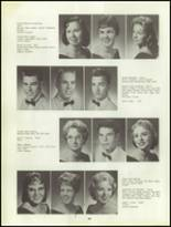 1960 Clairemont High School Yearbook Page 44 & 45