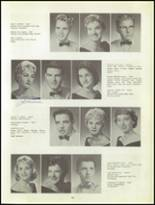 1960 Clairemont High School Yearbook Page 46 & 47