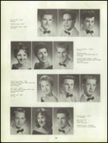 1960 Clairemont High School Yearbook Page 48 & 49