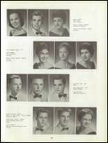1960 Clairemont High School Yearbook Page 52 & 53