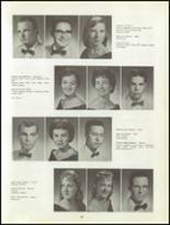 1960 Clairemont High School Yearbook Page 56 & 57