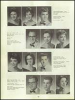 1960 Clairemont High School Yearbook Page 58 & 59
