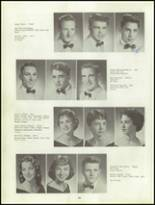 1960 Clairemont High School Yearbook Page 60 & 61