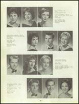 1960 Clairemont High School Yearbook Page 62 & 63