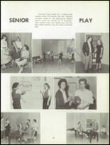 1960 Clairemont High School Yearbook Page 64 & 65