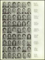 1960 Clairemont High School Yearbook Page 74 & 75