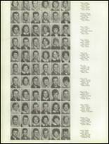 1960 Clairemont High School Yearbook Page 92 & 93