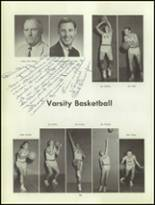 1960 Clairemont High School Yearbook Page 98 & 99
