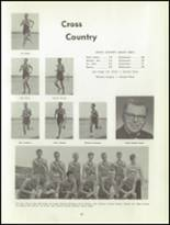 1960 Clairemont High School Yearbook Page 100 & 101
