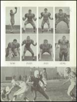 1960 Clairemont High School Yearbook Page 104 & 105