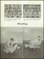 1960 Clairemont High School Yearbook Page 108 & 109