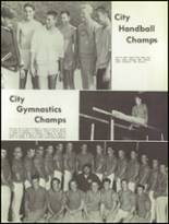 1960 Clairemont High School Yearbook Page 116 & 117