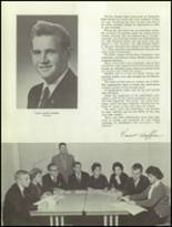 1960 Clairemont High School Yearbook Page 120 & 121