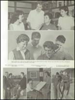 1960 Clairemont High School Yearbook Page 122 & 123