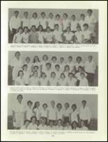 1960 Clairemont High School Yearbook Page 124 & 125