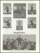 1960 Clairemont High School Yearbook Page 126 & 127