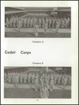 1960 Clairemont High School Yearbook Page 132 & 133